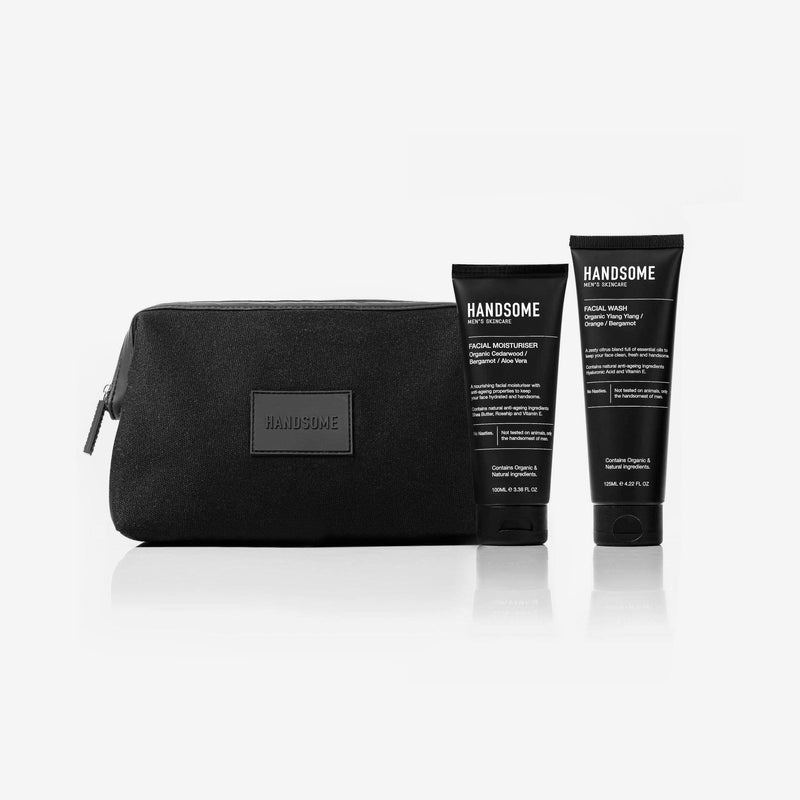Gift Pack | Handsome Facial Duo | Limited Edition Gift set Handsome