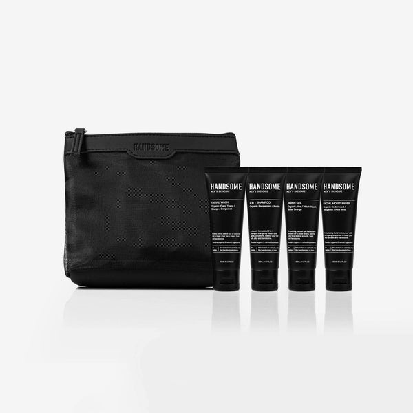 Gift Pack | Handsome On The Go Body Kit Handsome