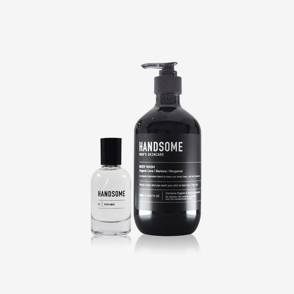 Handsome Duo Collection Parfum Handsome