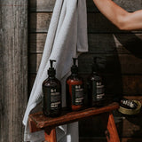 S-3 Bergamot, Mandarin & Cedarwood Oud Body Wash 500ml Body Wash Jackson Miles