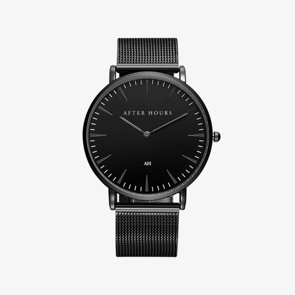The Classic | Black Watches After Hours Watches