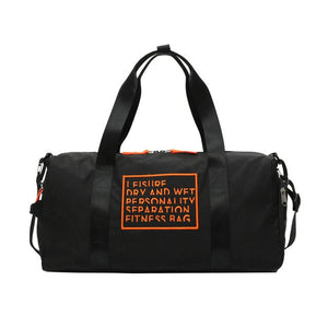 Waterproof Sports Gym Bag For Yoga Lover