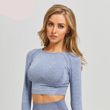 Load image into Gallery viewer, Sexy Crop Top For Workout