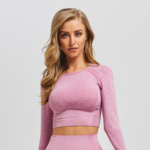 Sexy Crop Top For Workout