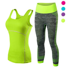 Load image into Gallery viewer, Running Cropped Top For Fitness Lovers