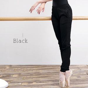 High Waist Stretch Fitness Trousers