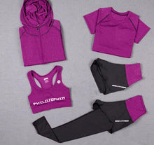 Load image into Gallery viewer, Quick Dry Running Gym Clothing