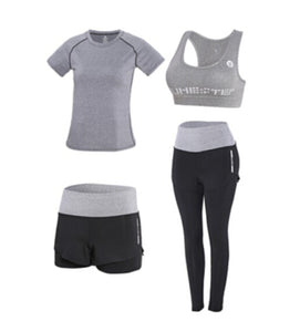Quick Dry Running Gym Clothing