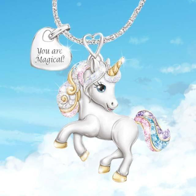 Unicorn Necklace - The Perfect Gift