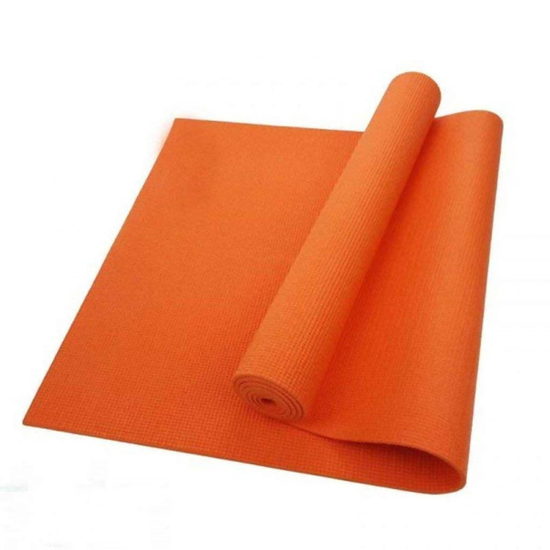 KD Non-Slip home Exercise Yoga mat 6mm with assorted colors