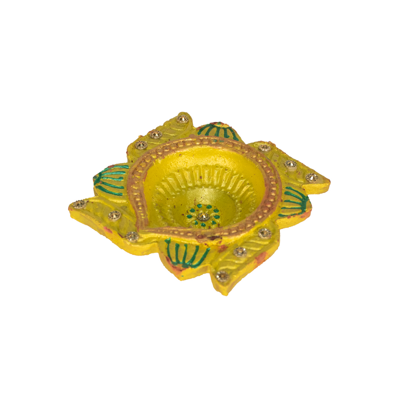 Earthen Diyas Pack of 4