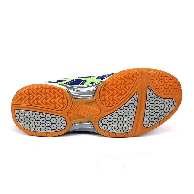 KD Sports Cricket Shoes All Rounder Rubber Spike Studs