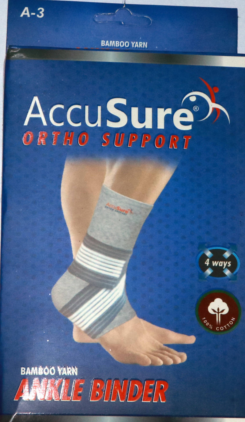 AccuSure Ankle Binder