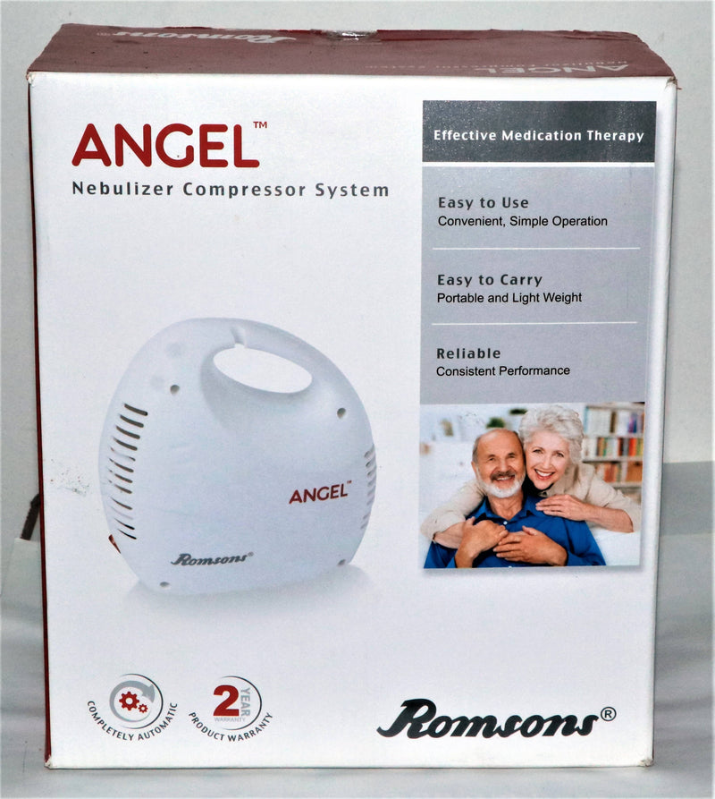 ROMSONS ANGEL NEBULIZER