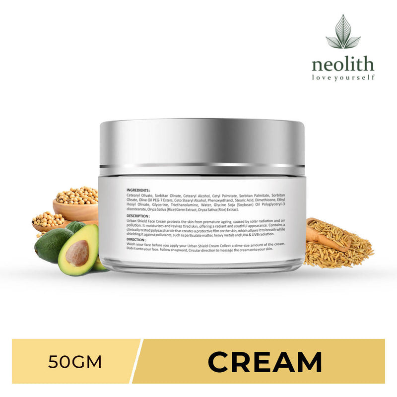 Neolith Avocado Urban Shield Cream Spf