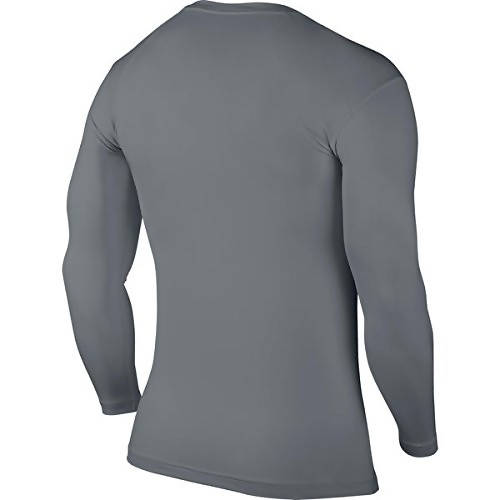 KD Willmax Compression Full Sleeve Plain Athletic Fit Multi Sports Inner Wear