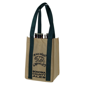 BRBC 4 Bottle Tote Bag
