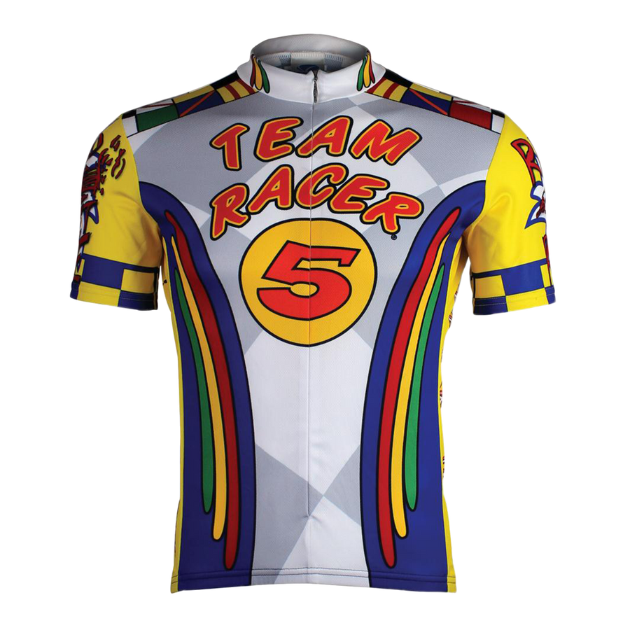 Team Racer 5 Bike Jersey