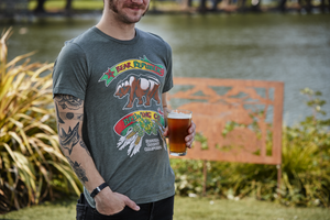 Bear Republic Brewing Company T-Shirt (Green)