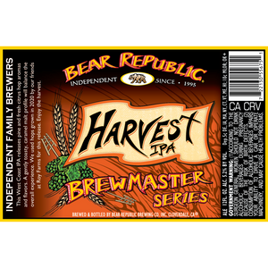 Brewmaster Series®: Harvest IPA