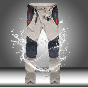 Spring Summer Tactical Waterproof Cargo Quick Dry Men Trousers Men's O –  Doctrine Fitness