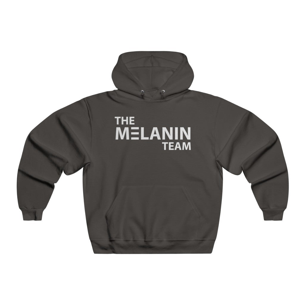 Team Melanin Hooded Sweatshirt