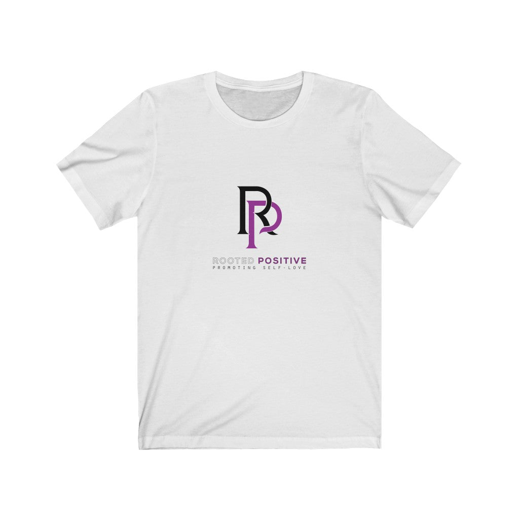 Rooted Positive logo Tee