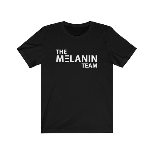 Melanin Team T-shirt