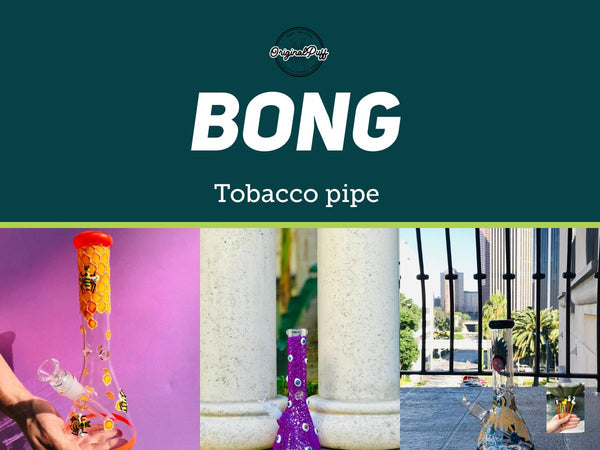 Unique Cool Hand Made Bongs