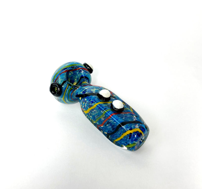 Mosaic Spoon Pipe 5'