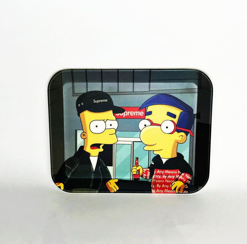 The Simpsons Rolling Tray