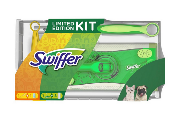 Swiffer Duo Starterkit Floor + 8Ct / Duster + 1C - Plieng.nl