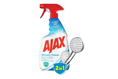 Ajax Badkamer & Shower Power Spray - Plieng.nl
