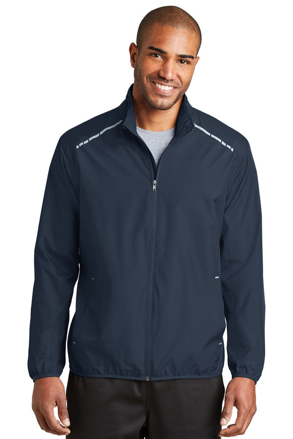 Port Authority® Zephyr Reflective Hit Full-Zip Jacket     J345