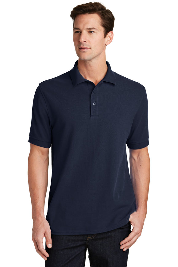 Port & Company® Combed Ring Spun Pique Polo     KP1500