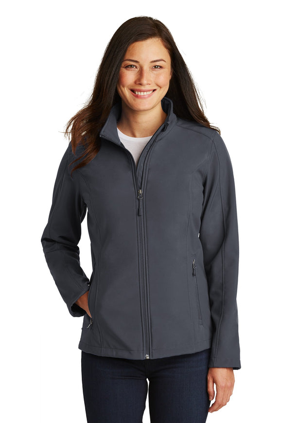 Port Authority® Ladies Core Soft Shell Jacket    L317