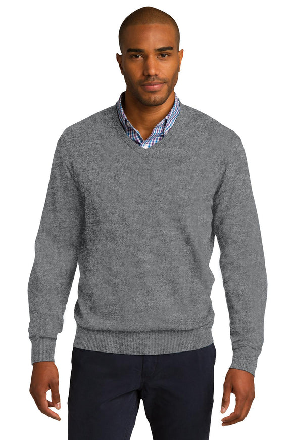 Port Authority® V-Neck Sweater    SW285