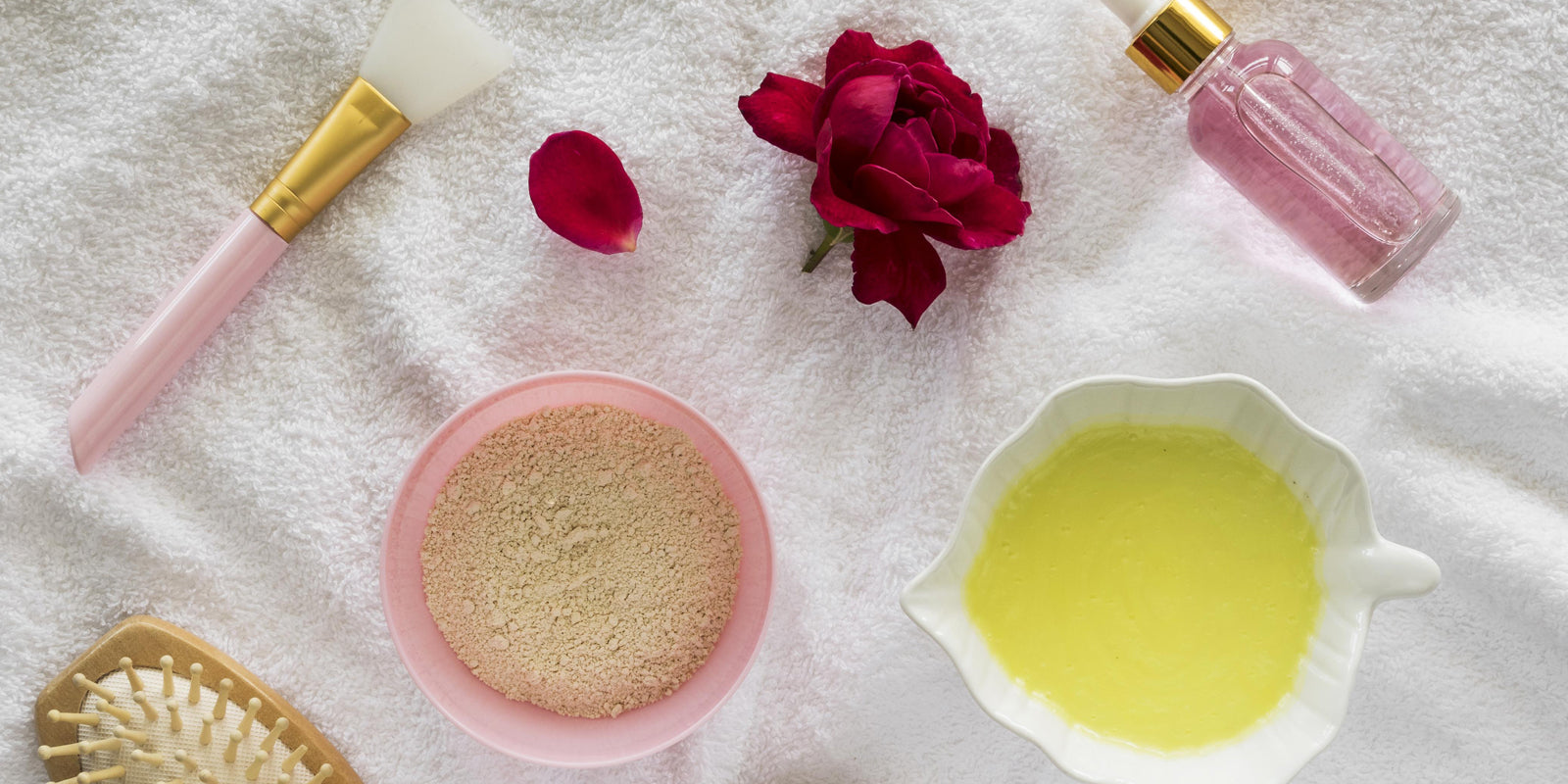 10 Benefits of Using Rose Face Pack for Glowing Skin