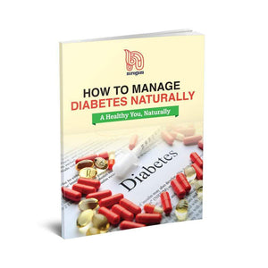 Nirogam's How to Manage Diabetes Naturally Book - Nirogam