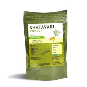 Shatavari Powder  - 100 Grams - Nirogam