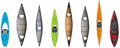 3 important things to look at when choosing a canoe or kayak