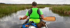 Canoe trip: Trappers Creek, Prince Albert National Park