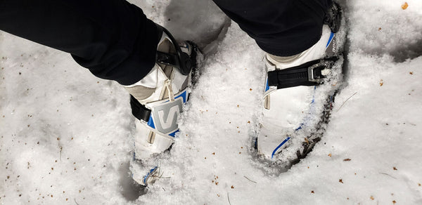 cold feet in ski boots