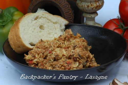 Backpackers Pantry Lasagne