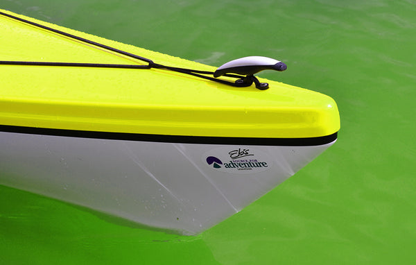 thermoform kayak bow