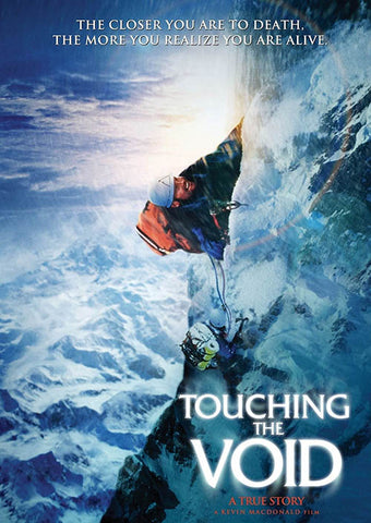 Touching the void movie poster