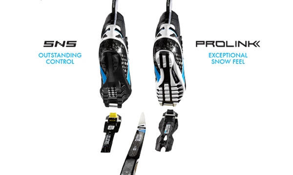Big news in the nordic world | Salomon Prolink system
