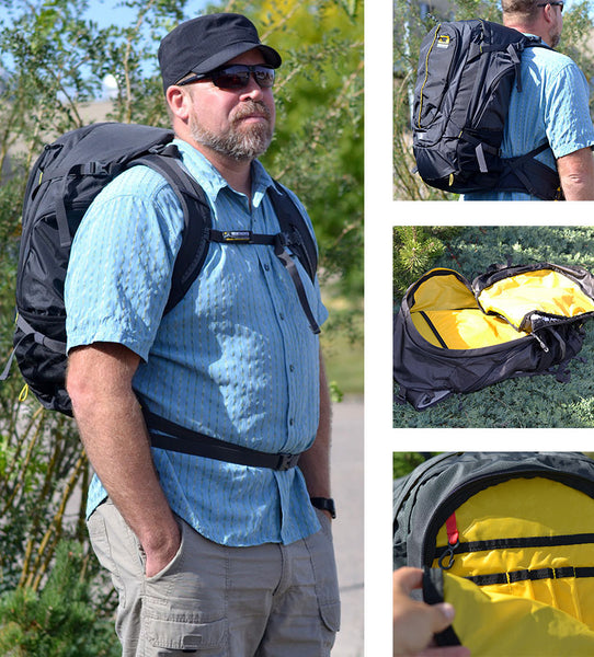 Mountain Smith Approach 40 backpack
