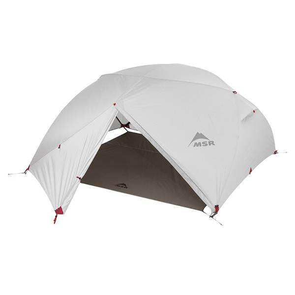 MSR Elixir 4 tent fast and light option