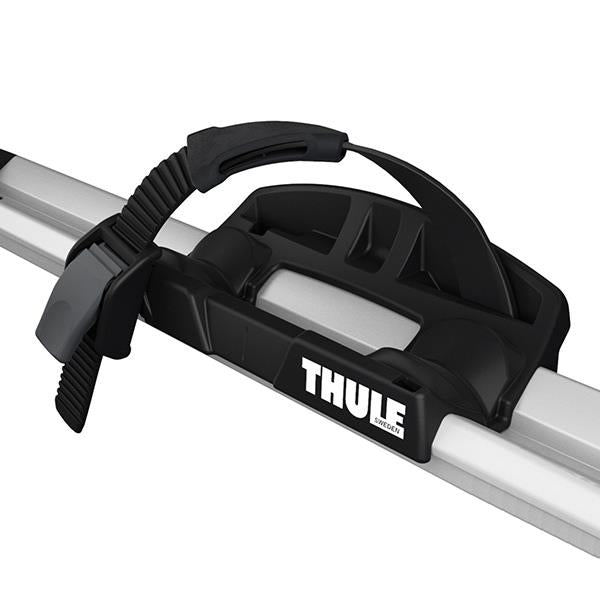 Thule UpRide ratcheting rear wheel strap